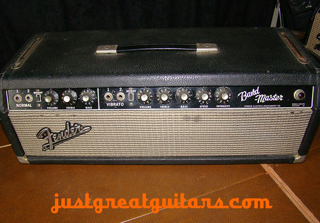 1966 Fender Bandmaster head