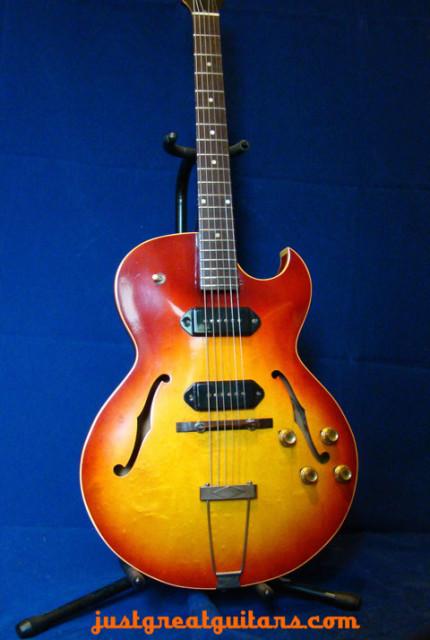 1961 Gibson ES-125 TCD/TDC
