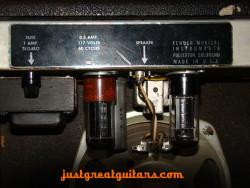 Fender Champ Amp 1968