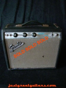 Fender-Champ-Amp-tail-logo-749sold