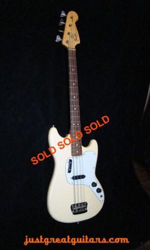 1974 Fender Musicmaster