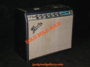 Fender Princeton Reverb 1979