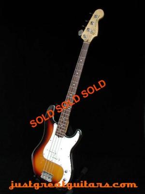 79/80 Fender P-Bass