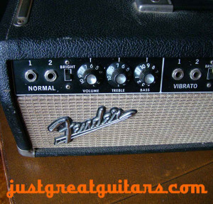 Fender Tremolux amp head 1966