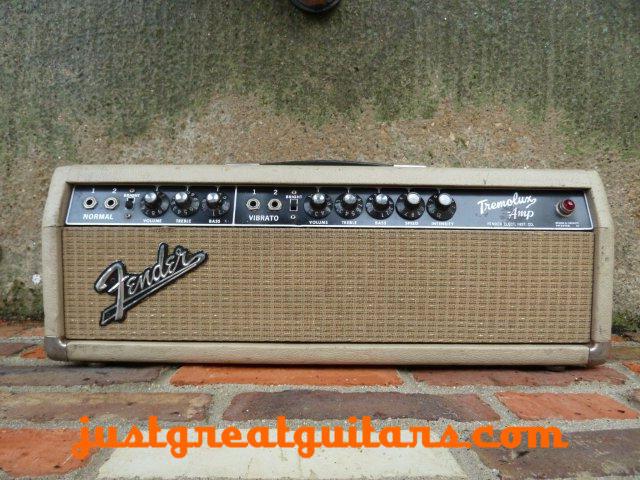1964 Fender Tremolux Amp