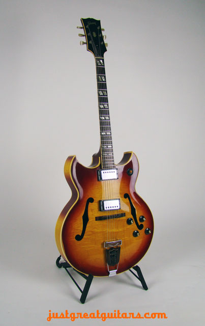 vintage guitars uk vintage gibson just great guitars. Black Bedroom Furniture Sets. Home Design Ideas