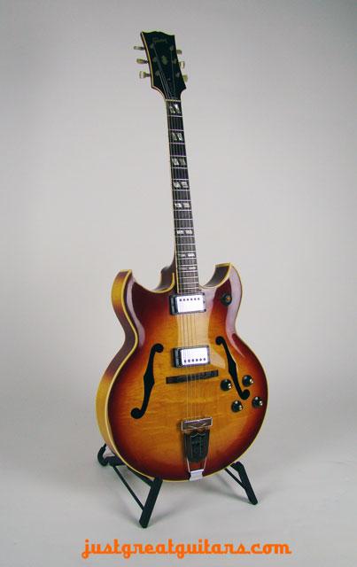 1966 Gibson Barney Kessel