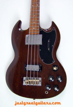 Gibson EB0 / EB3 bass 69