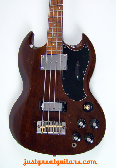 1969 Gibson EB0 / EB3 bass