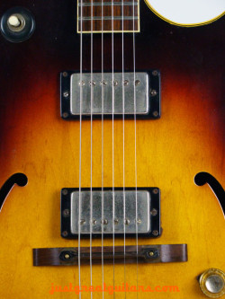 Gibson ES-175D with PAF's 1961