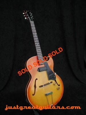 66 Gibson ES125 TC