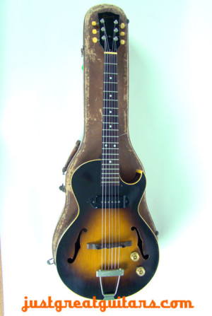 ES-140 all orig early 50s