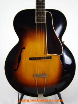 Pre-war Gibson L-7 1935