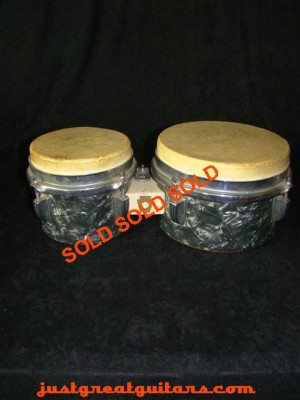 Ludwig-Drum-mounted-bongos-632sold