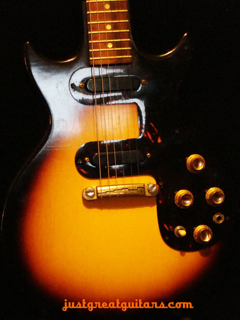 1962 Epiphone Olympic Double
