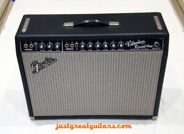 1965 Fender Vibrolux Reverb