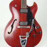 66 Guild Starfire 3 vintage electric guitar