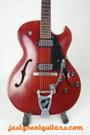 66 Guild Starfire 3 vintage electric guitar