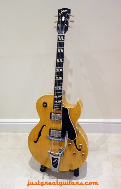 1959 Gibson ES-175N with Bigsby