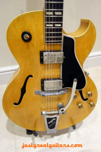 Gibson ES-175 with Bigsby 1959