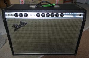 70's Fender SF Deluxe Reverb