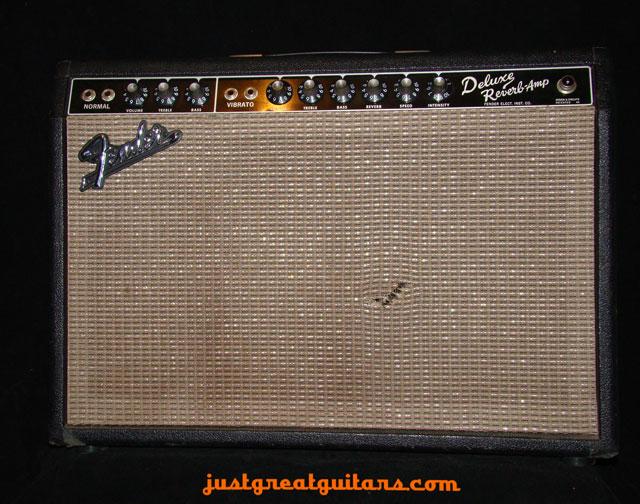 1964 Fender Deluxe Reverb