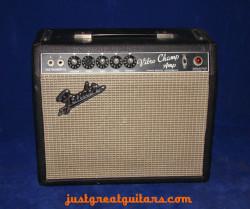 Fender VibroChamp Blackface 1960s (4)