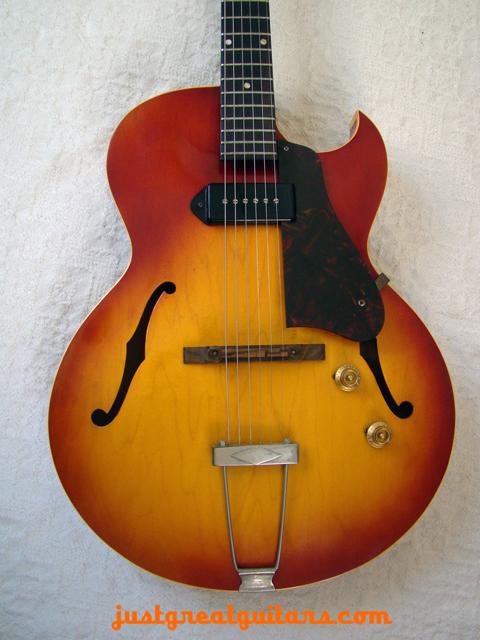 Gibson ES-125TC 1961