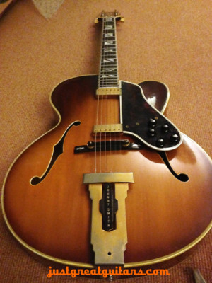 Gibson Johnny Smith Guitar