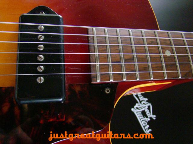 Gibson ES-125TC 1960